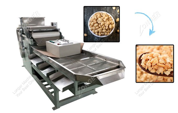 Peanut Nut Shredder Machine For Sale Price