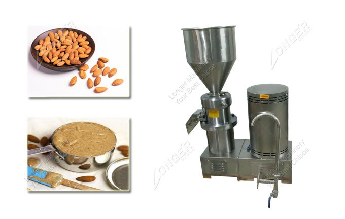 Almond Nut Butter Machine