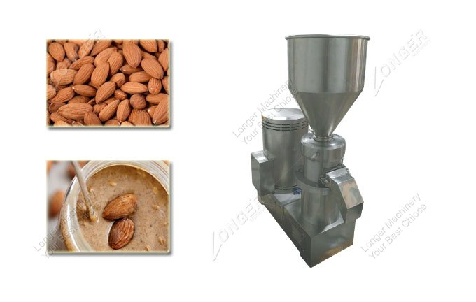 Almond Butter Machine