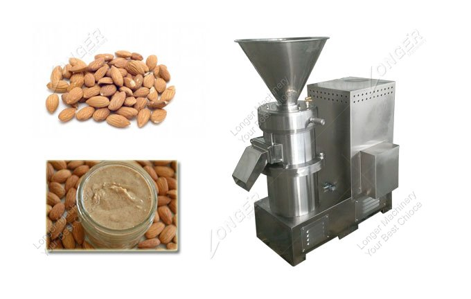 Great Almond Nut Butter Machine