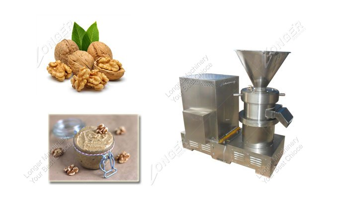 Good Quality Walnut Butter Grinder Making Machine