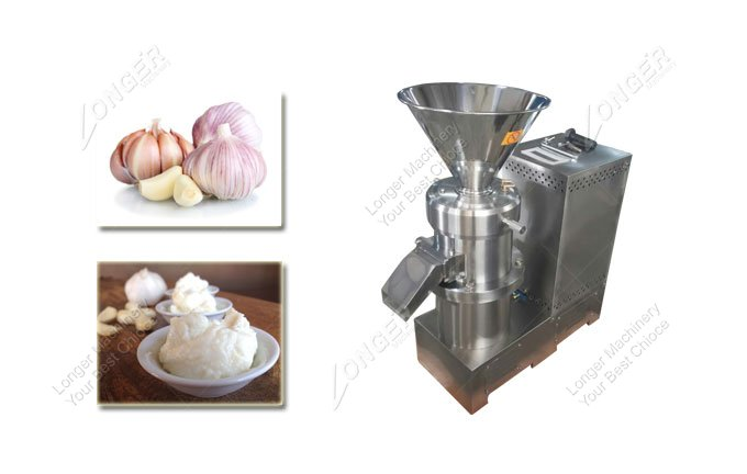 Automatic Ginger Garlic Paste Making Machine