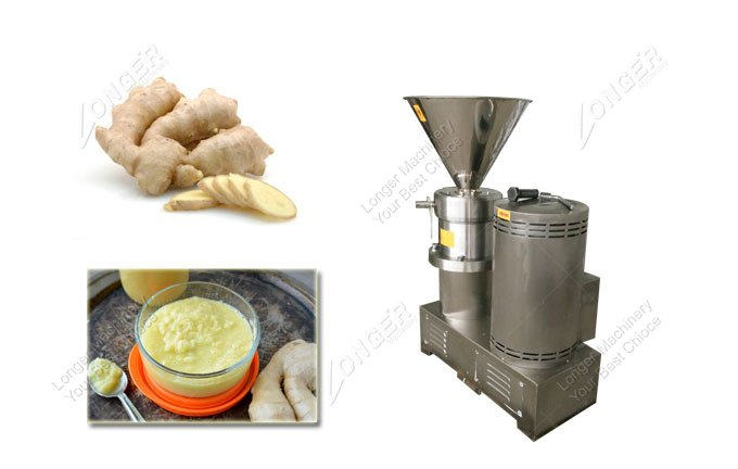 Best Ginger Garlic Paste Making Machine