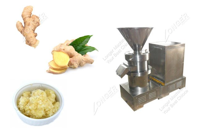 Ginger Garlic Paste Making Machine Price