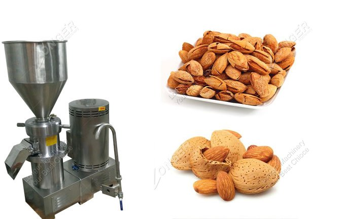 Almond Butter Grinder Machine Nut Mill