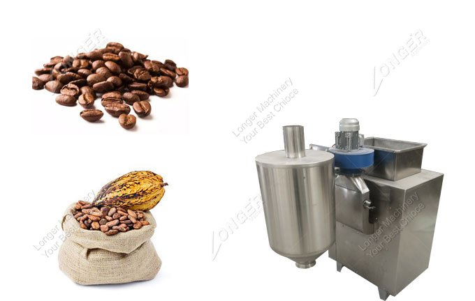 Cocoa Bean Peeling Machine for Sale