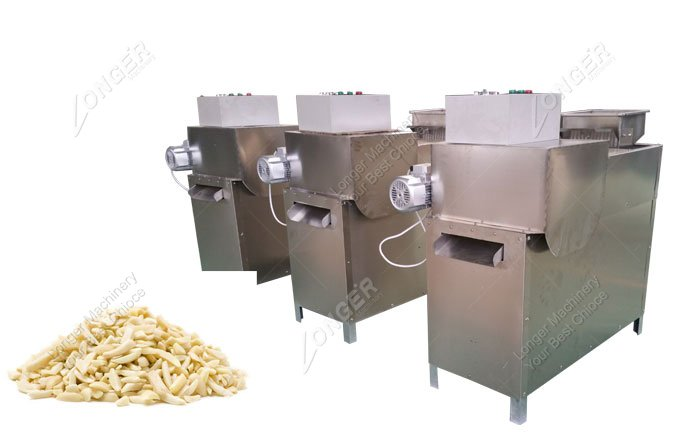Automatic Almond Slivering Machine with Factory Price