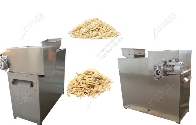 Automatic Pistachio Strips Cutting Machine