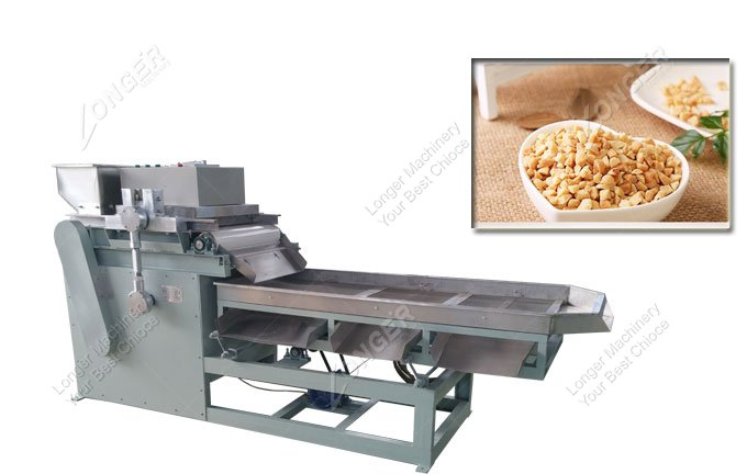 Industrial Peanut Almond Macadamia Chopping Machine