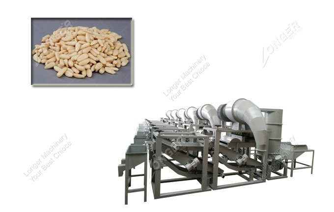 Pine Nut Shelling Machine for Sale