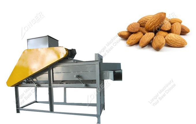 Almond Shelling Machine for Sale
