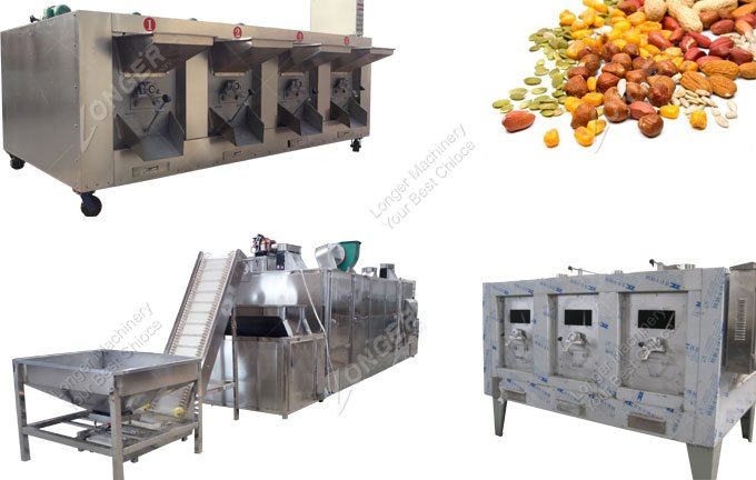 seed roasting machine turkey