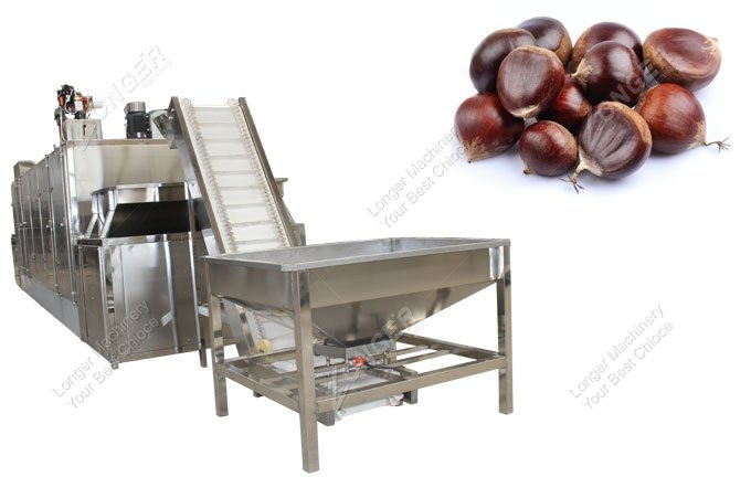 chestnut roasting machine uk