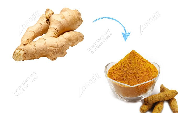 Turmeric Powder Grinding Machine