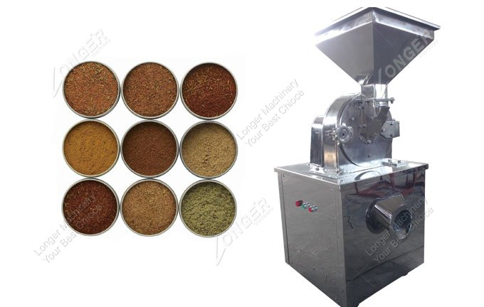 Turmeric Powder Making Machine