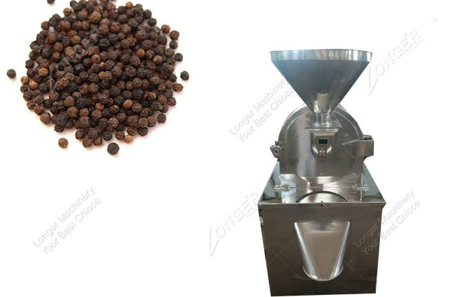Black Pepper Powder Machine