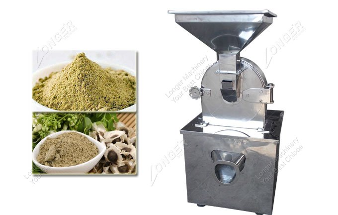Neem Leaf Powder Making Machine