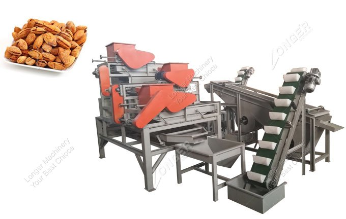 Almond Processing Plant For Sale