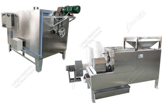 Cocoa Liquor Making Machine