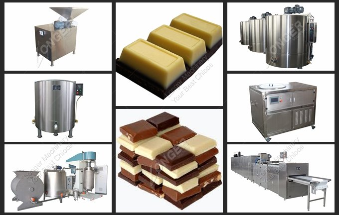 chocolate making machine manufacturers in india