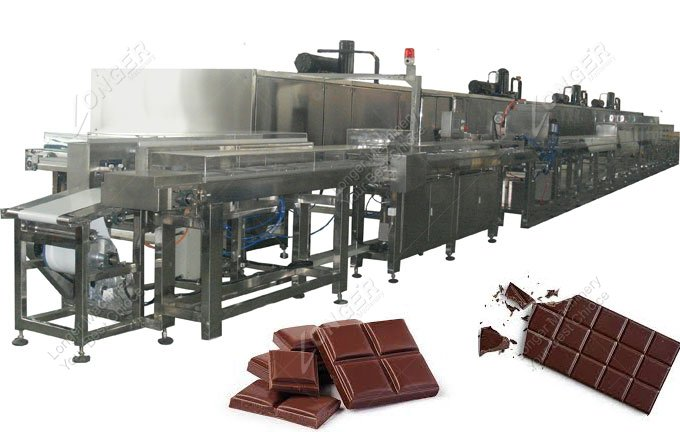chocolate depositing machine manufacturer