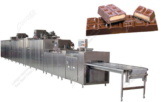 Chocolate Depositor Machine