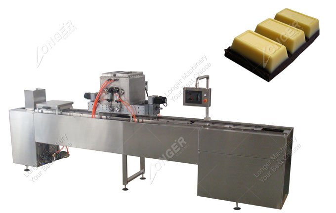 Chocolate Depositing Machine