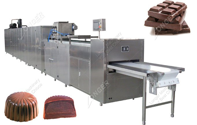 Chocolate Depositing Equipment