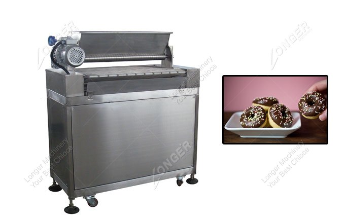 Chocolate Spreading Machine