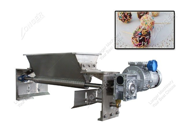 Hot Sale Chocolate Spreading Machine